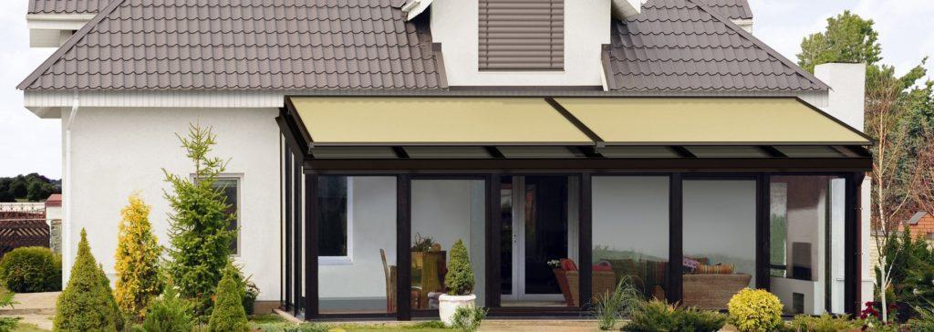 wintergarten markisen. Black Bedroom Furniture Sets. Home Design Ideas