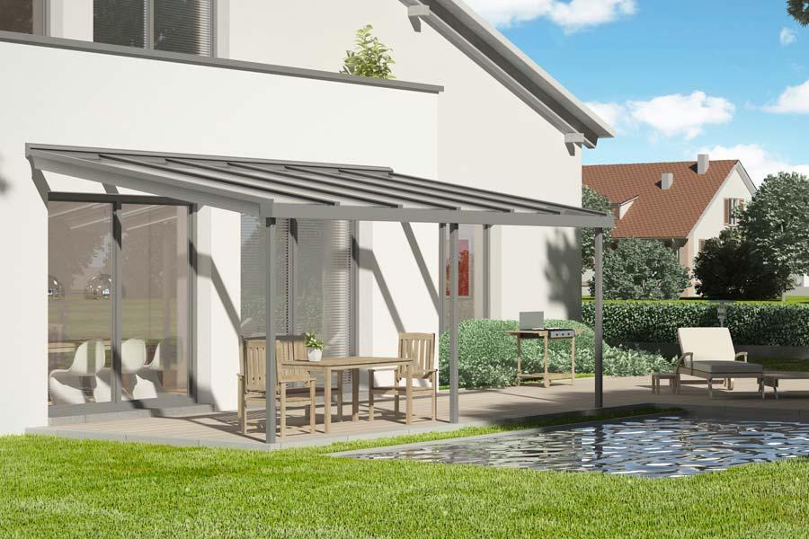terrassen berdachung. Black Bedroom Furniture Sets. Home Design Ideas